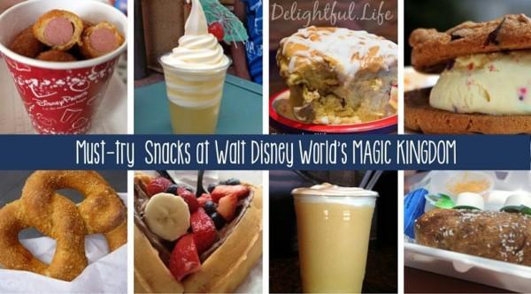 Top 10 Magic Kingdom snacks