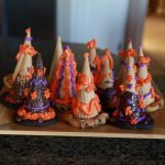 Not-so-Scary Halloween Treats: Witch Hat Cookies