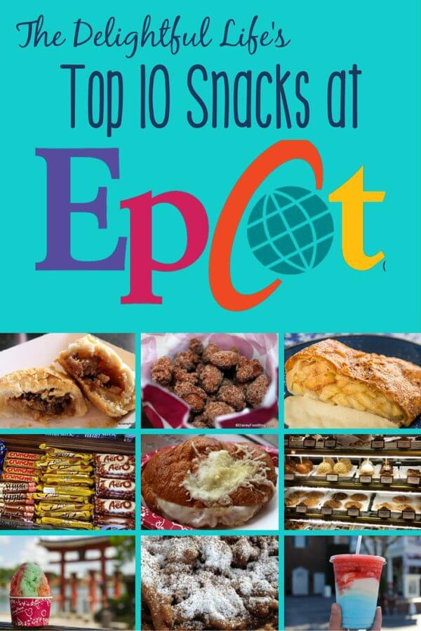 Looking for the best snacks at Epcot, or the best way to use Disney Dining Plan snack credits? We've got the top 10 snacks at Epcot for your trip planning!