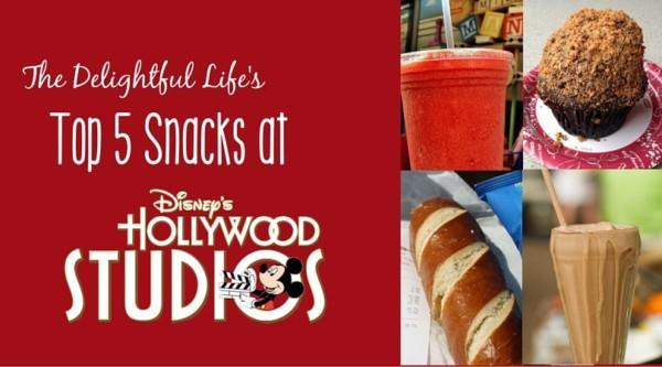 Best Snacks Hollywood Studios