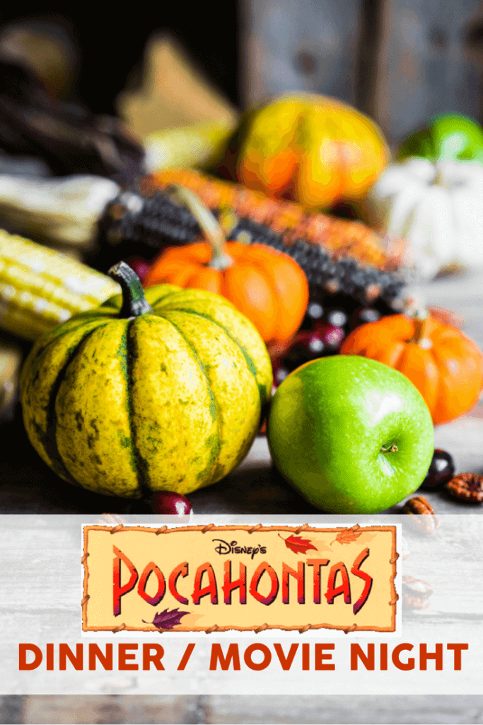 Plan an extra fun movie night, thanksgiving party, or Pocahontas themed party with these ideas! We have recipes for treats, activities, and so much more. Great for classrooms or family fun.