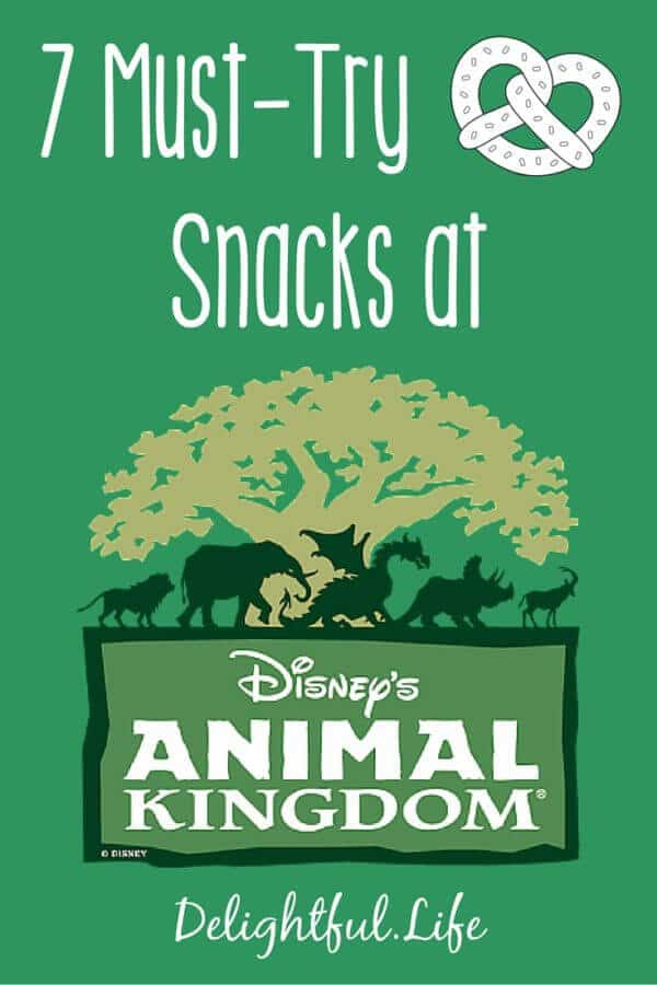 best snacks at animal kingdom