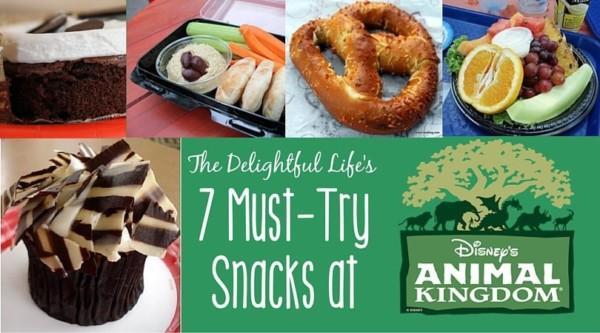 animal kingdom snacks