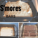 S'mores Bars – S'mores Week Day 3