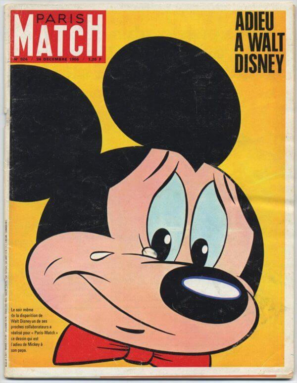 mickey crying paris magazine
