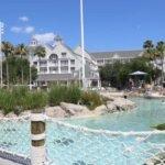 The best pool at Walt Disney World? The Yacht & Beach Club's Stormalong Bay!