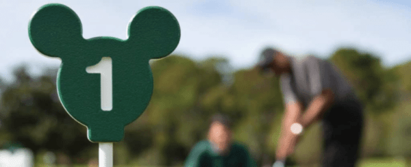 Play through a round (or three) of golf at Walt Disney Worlds PGA stops or family-friendly miniature courses