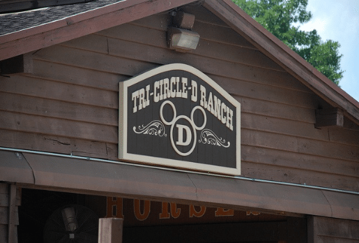 Lots to do at the Tri-Circle-D Ranch in Walt Disney World's Fort Wilderness Campground