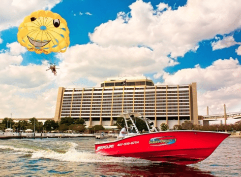 Rent watercraft at Sammy Duvalls for a fun afternoon on the water