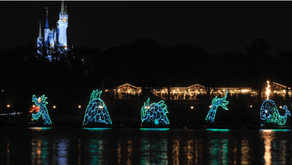 The Electrical Water Pageant has been charming guests at Walt Disney World nightly since 1971!