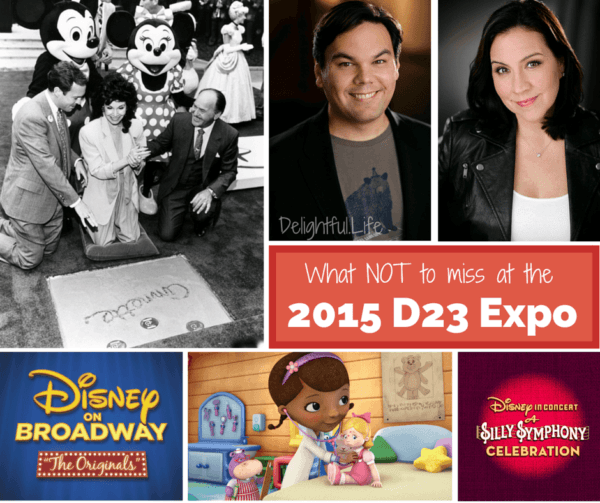 What not to miss at the D23 Expo
