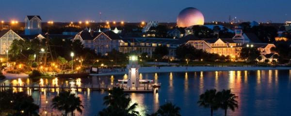 Epcot and Disney's Beach Club
