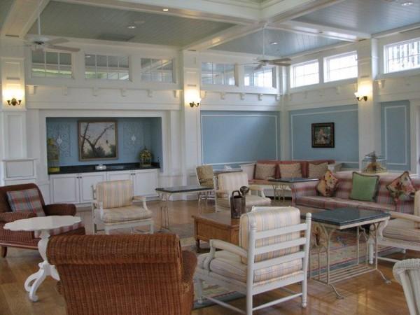 Disney's Beach Club Villas Solarium