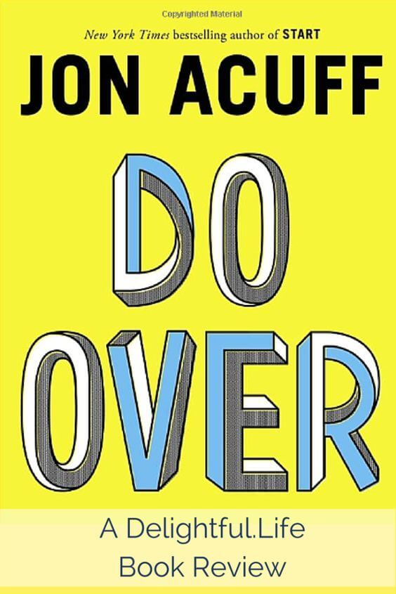jon acuff do over review
