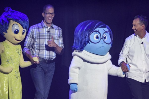PETE DOCTER, JONAS RIVERA