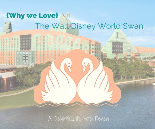 Reasons to stay at the Walt Disney World Swan hotel