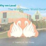 {Why we Love} The Walt Disney World Swan Hotel