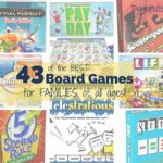 43 Board Games for the Whole Family – and which is right for you!