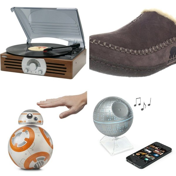 Great gifts for music and star wars fans