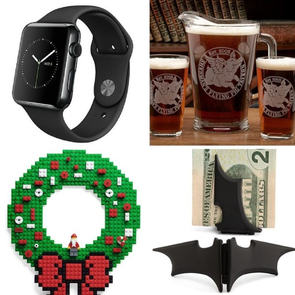 Gifts for men and geeks