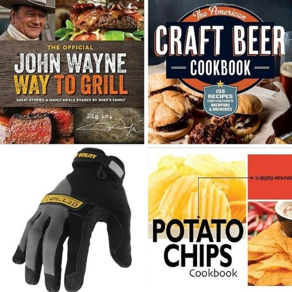 great cookbooks for men