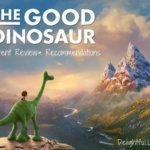 Pixar's The Good Dinosaur was just good.