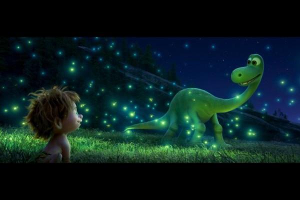 Good Dinosaur fireflies