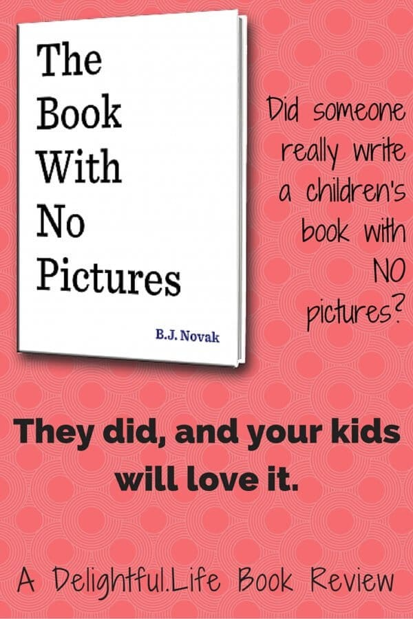 the book with no pictures pdf novak
