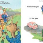 Llama Llama Gram and Grandpa {A Picture Book Review}