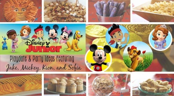 Disney Junior Playdate & Party