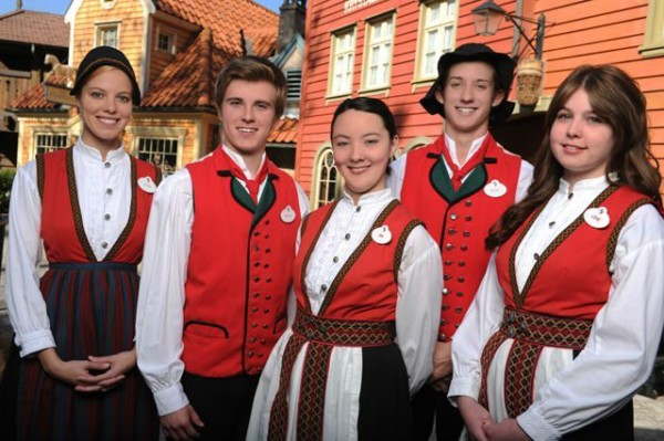 Norway cast members