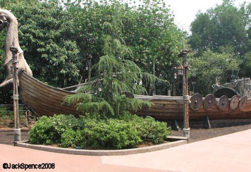 Norway Pavilion Viking Ship