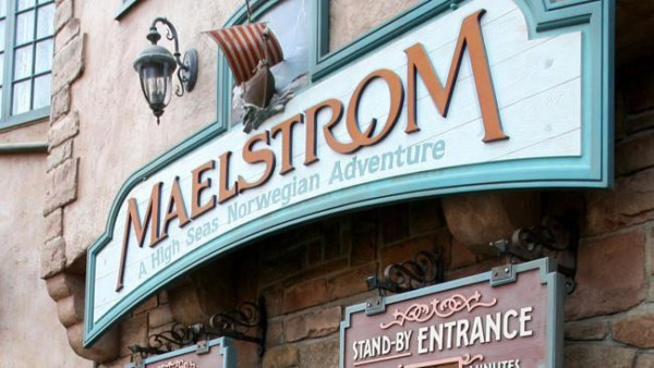 Norway Pavilion Maelstrom entrance
