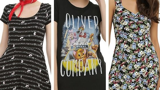 Hot Topic Disney Clothing