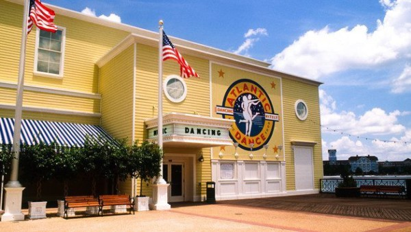 ED2-105 Boardwalk-Atlantic Dance Hall August 1996