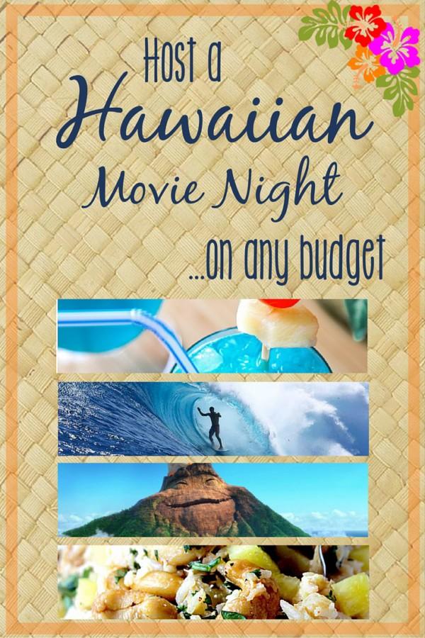 Hawaii movie night