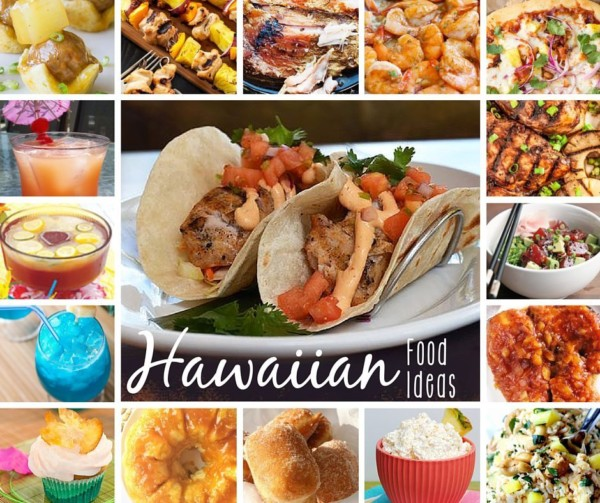Hawaiian food recipe ideas