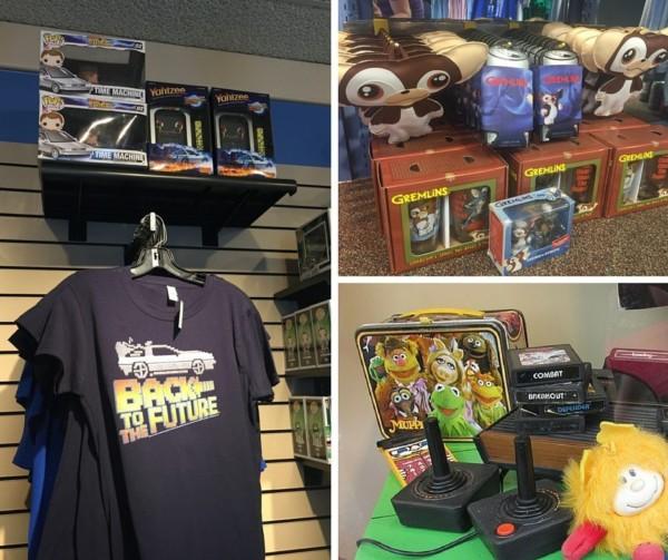 Kings Island 80s Store