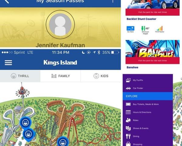 Kings Island App