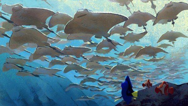 Image via Pixar Studios