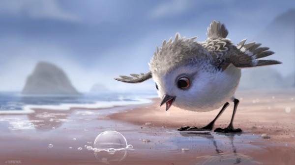 """""""Piper"""" Image via Pixar"""