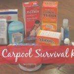 Back-to-School Carpool Survival Kit Checklist