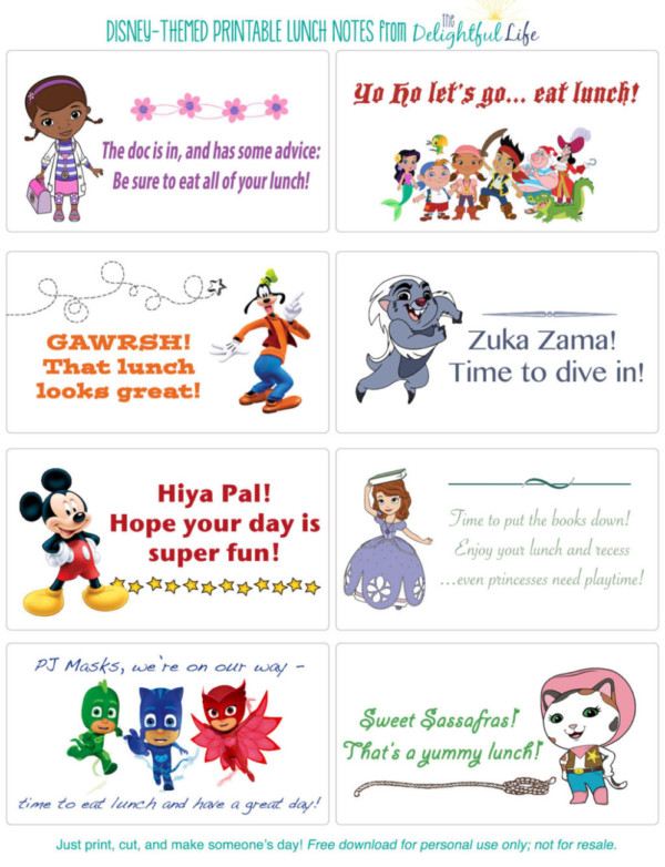 Disney-Printable-Lunch-Notes-Disney-Junior