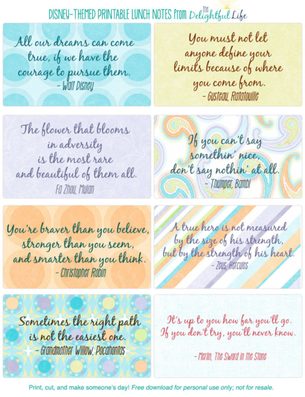 Disney-Printable-Lunch-Notes---Quotes