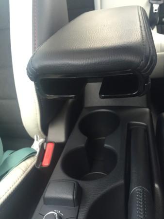 Mazda CX-3 console