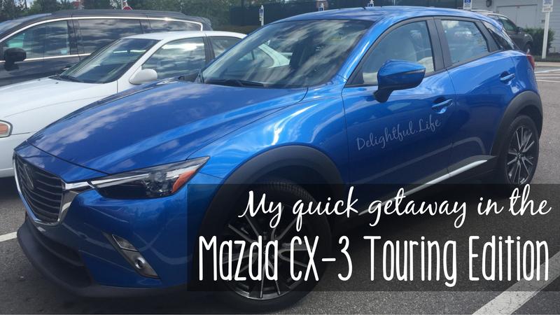 A Quick Getaway in the Mazda CX-3 Touring Edition #DriveMazda