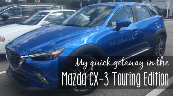 Mazda CX-3 Touring Edition