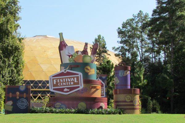 F&WF Festival Center
