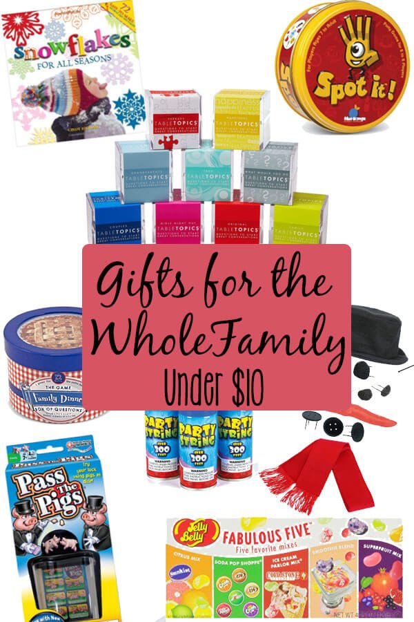family-gifts-under-10