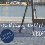Top 10 Walt Disney World Photo Spots Outside of the Parks